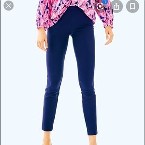 """Lilly Pulitzer 30'"""" Alessia Stretch dinner pants 8"""